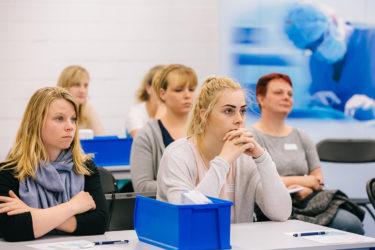 Bildergalerie: Fortbildungen & Workshops beim Firmenevent CURATIO & CARE Wundmanagement - Curatio & Care®