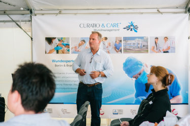 Bildergalerie: Fortbildungen & Workshops beim Firmenevent CURATIO & CARE Wundmanagement - Curatio & Care®