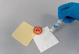 Hygienischer Verbandwechsel - Curatio & Care®